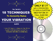 18 Techniques To Raise Your Attracting Abilities + Vibration