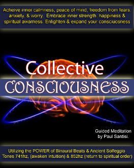COLLECTIVE COSMIC CONSCIOUSNESS Meditation High Quality .MP3