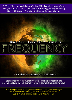 "Guided Meditation ""FREQUENCY"" HIGH QUALITY .MP3 Download"