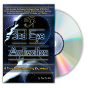 2CD SET Open Activate 3rd Eye Minds Eye PIneal Gland
