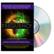 "2 CD SET Guided Meditation ""FREQUENCY"""