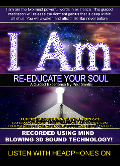 MIND BLOWING 3D Guided Meditation 1000's of I AM Affirmations