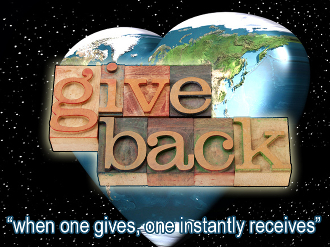 Give Back / Donate / Support The Mission $100k Contribution