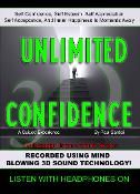 Unlimited Confidence Listen Anytime Version 3D Sound