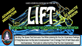 LIFT Guided Meditation Experiencing Weightlessness 60 Minute Ver