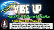 VIBE UP Guided Meditation Mental Protection Vibration Cleanse