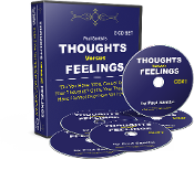 5CD Set Thoughts vs Feelings Audio Course DIGITAL DOWNLOAD