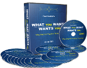 15CD Paul Santisi What You Want Wants You DIGITAL DOWNLOADS