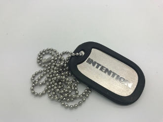 "NEW ""INTENTION"" Empowerment Energy Tags PLUS FREE SHIPPING"