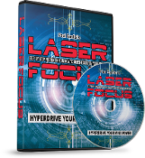 Laser Focus (2) Audios HYPEDRIVE YOUR MIND POWER
